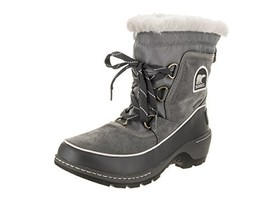 Sorel Women's Tivoli III Boot Quarry/Cloud Grey 8.5 - $128.70