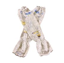 Butterfly Shape Women Outdoor Sunscreen Cuffs / Arm Sleeves Arm Sets - $9.99