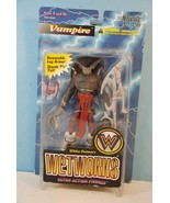 Wetworks Ultra-Action Figure:  Vampire McFarlane Toys 1995 MOC - $7.66