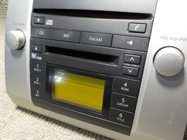 Suzuki Wagon R MH21S MH22S Genuine CD / MD deck PS-4108J-C  - $246.51