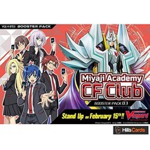 Cardfight!! Vanguard - Miyaji Academy CF Club V Booster Box - $51.22