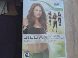 Nintendo Wii Jillian Michaels' Fitness Ultimatum 2009 image 1