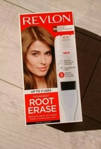 Revlon Root Erase Touch-Up Hair Color Medium Golden Brown 5G up to 3 use... - $14.99