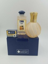 Lampe Berger Paris Frosted Peach Fragrance Oil Lamp w/open New Orleans F... - $59.39