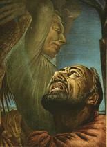 "Guy Rowe. ""Jacob, Israel"". Vintage 1949 Religious Biblical Lithograph Print 9X12 - $12.00"