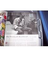 Saturday Evening Post Alcoholics Anonymous Drunkard's Best Friend JACK A... - $246.51