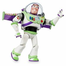 Disney Store Toy Story Buzz Lightyear Special Edition Talking New with Box - $83.69