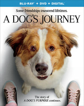 A Dog's Journey [Blu-ray + DVD + Digital]