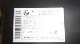 Bmw Oem Body Gateway Cas3 Comfort Access Keyless Entry Module 61.35-9227053-01 image 3