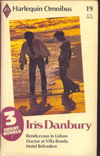 3 GREAT NOVELS [Paperback] [Jan 01, 1978] Iris Danbury - $23.00