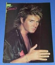 DURAN DURAN BOP MAGAZINE PHOTO VINTAGE 1985 - $12.99