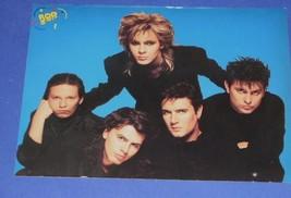 DURAN DURAN BOP MAGAZINE PHOTO VINTAGE 1986 - $12.99