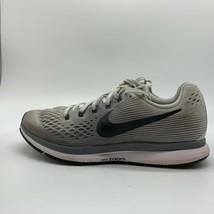 Women's Nike Air Zoom Pegasus 34 Running Shoes Platinum 880560 010, Size... - £20.94 GBP