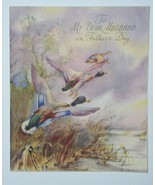 VINTAGE 1946 RUST CRAFT FATHER'S DAY GREETING CARD - $9.99
