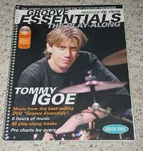 Tommy Igoe Groove Essentials Play Along Drummer 2005 CD - $14.99