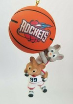 Hallmark Keepsake Ornament - NBA Collection - Houston Rockets! - 1999 - $9.75