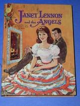 THE LENNON SISTERS WHITMAN BOOK VINTAGE 1963 - $14.99