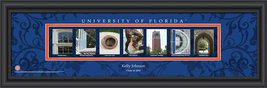 Personalized University of Florida Campus Letter Art Print - $33.96