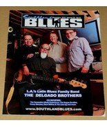The Delgado Brothers Southland Blues Magazine 2012 - $24.99