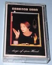 Suzanne Vega Cassette Tape Vintage 1990 Days Of Open Hand - $9.99