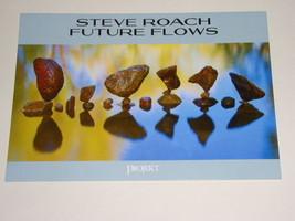Steve Roach Future Flows Promotional Card 2013 - $14.99