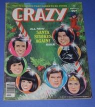 STAN LEE OSMONDS DARTH VADER FONZIE CRAZY MAG. 1978 - $29.99
