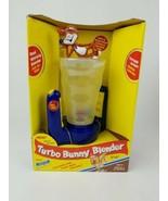 Nesquik Turbo Bunny Blender Vintage Discontinued - Milkshake Maker - Rare - $56.09