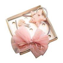 3 PCS Flower Hairpin Gift Set Lovely Jewelry Clip Hair Headdress-B1 - $14.77