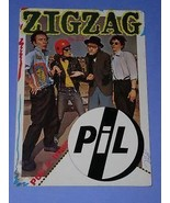 PIL Post Card Vintage Zigzag - $18.99