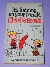 Peanuts Paperback Book Vintage 1975 Charlie Brown Snoopy - $18.99
