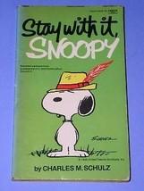 Peanuts Paperback Book Vintage 1980 Charlie Brown Snoopy - $12.99