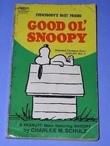 Peanuts Paperback Book Vintage 1958 Charlie Brown Snoopy - $24.99