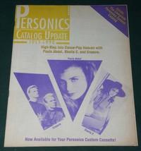 Paula Abdul Erasure Sheila E 1990 Catalog Flyer - $12.99