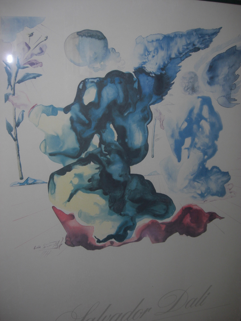 Poster from Z-GALLERIES  SALVADOR DALI 1947
