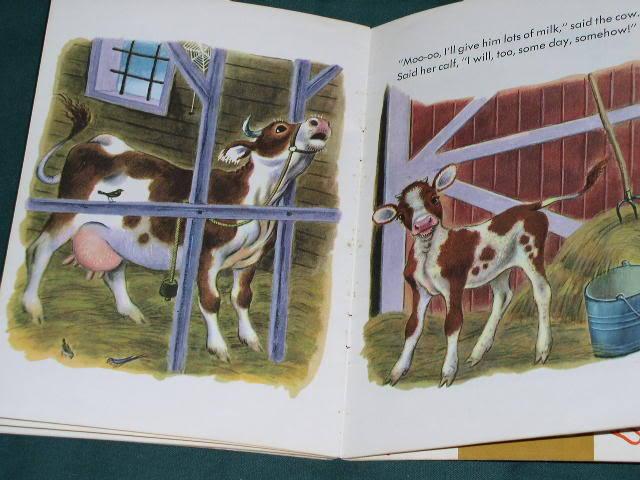 LITTLE SILVER BOOK GOLDEN PRESS VINTAGE SOFTACK 1950