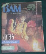 JIMI HENDRIX BAM MAGAZINE VINTAGE 1992 - $24.99