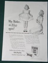FELS NAPTHA VINTAGE MAGAZINE ADVERTISEMENT 1941 - $9.99