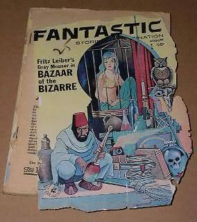 Primary image for Fantastic Stories Of Imagination Magazine Vintage 1963
