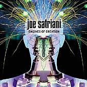 Primary image for Engines of Creation by Joe Satriani (CD, Mar-2000, E...