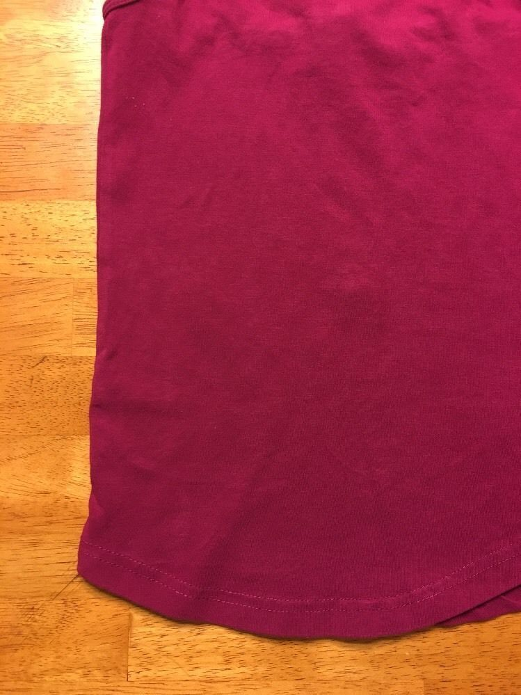 Forever 21 Girl's Purple Tank Top Shirt - Size Small 7 / 8 image 6