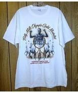 Billy Mills Olympic Gold T Shirt 1964 Tokyo Olympics - $12.99