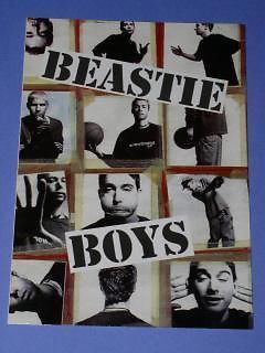 Primary image for Beastie Boys Post Card Vintage