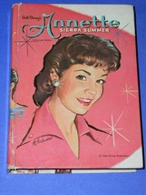 ANNETTE WHITMAN BOOK VINTAGE 1960 ANNETTE FUNICELLO - $14.99