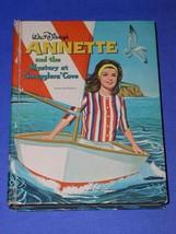 ANNETTE WHITMAN BOOK VINTAGE 1963 ANNETTE FUNICELLO - $14.99