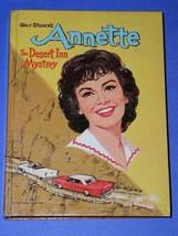 ANNETTE WHITMAN BOOK VINTAGE 1961 ANNETTE FUNICELLO - $14.99