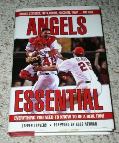 Primary image for Angels Essential by Steven Travers (2007, Hardcover)