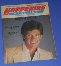 ALAN THICKE HAPPENING MAGAZINE VINTAGE 1983 - $14.99