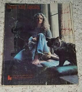 Primary image for Carole King Songbook Vintage 1971 Tapestry
