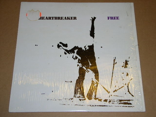 Primary image for Free Heartbreaker Record Album Lp Vintage 1973