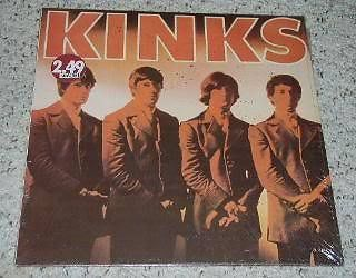 Primary image for The Kinks Spain Import Phonograph Record Album Vintage